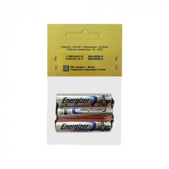 Батарейный блок для АвтоФон АЛЬФА, оборотная сторона